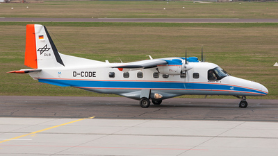 D-CODE - Dornier Do-228-101 - Germany - DLR Flugbetriebe