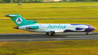 CP-2498 - Boeing 727-223(Adv) - AeroSur