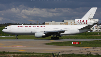 N720AX - McDonnell Douglas DC-10-30 - Omni Air International (OAI)