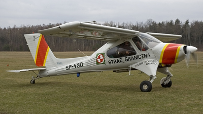 SP-VSD - PZL-Okecie 104M Wilga 2000 - Poland - Border Guard
