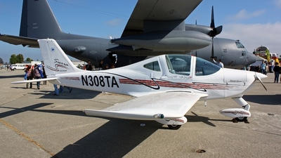 N308TA - Tecnam P2002 Sierra - Private