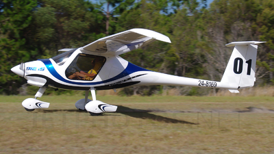 24-8169 - Pipistrel Virus 912 - Private
