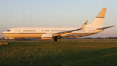 A picture of N371BC - Boeing 7378EF(BBJ2) - [32971] - © Alessandro Lukas