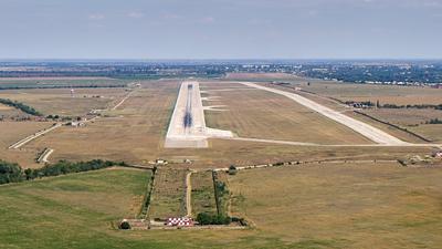 UKFF - Airport - Runway