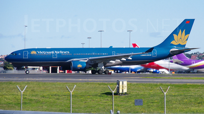 VN-A378 - Airbus A330-223 - Vietnam Airlines