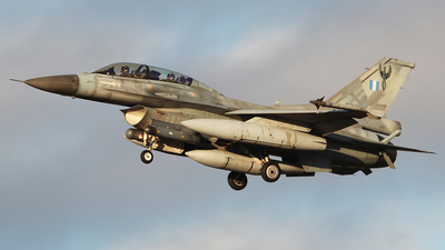 079 - Lockheed Martin F-16DJ Fighting Falcon - Greece - Air Force