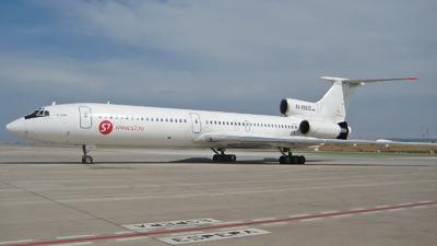 RA-85612 - Tupolev Tu-154M - S7 Airlines