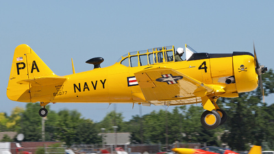 N29963 - North American AT-6G Texan - Private