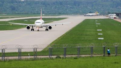 EDDS - Airport - Spotting Location