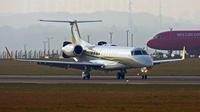 P4-SLK - Embraer ERJ-135BJ Legacy 650 - Comlux Aviation Kazakhstan