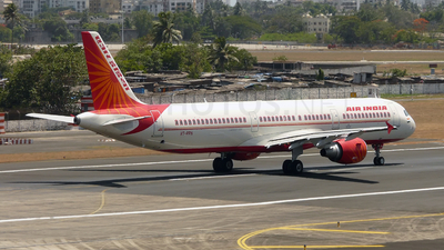 VT-PPH - Airbus A321-211 - Air India