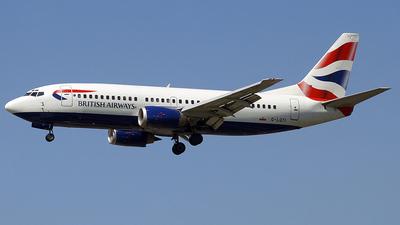 G-LGTI - Boeing 737-3Y0 - British Airways