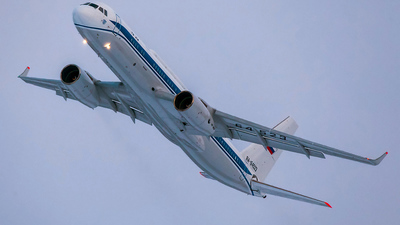 RA-64523 - Tupolev Tu-214VPU - Russia - Federal Security Service