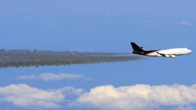 N743WA - Boeing 747-412(BCF) - World Airways Cargo