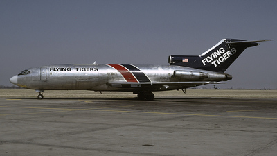 N934FT - Boeing 727-23(F) - Flying Tigers