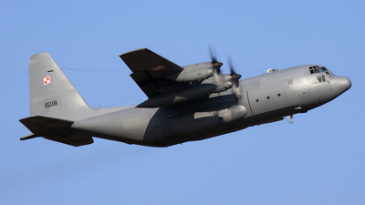 1508 - Lockheed C-130E Hercules - Poland - Air Force