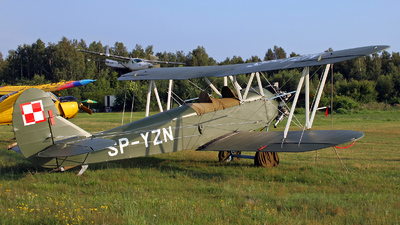 SP-YZN - WSK-Okecie CSS-13 - Private