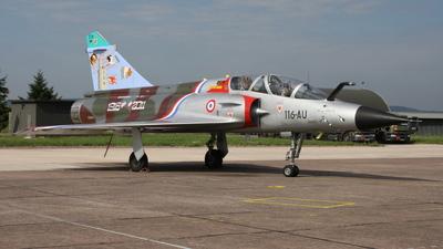 316 - Dassault Mirage 2000N - France - Air Force