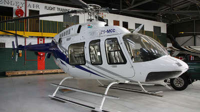 ZS-MCC - Bell 407 - Private