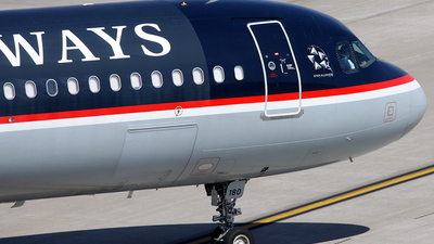 N180US - Airbus A321-211 - US Airways