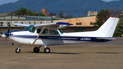 JA3864 - Cessna 172N Skyhawk II - Private