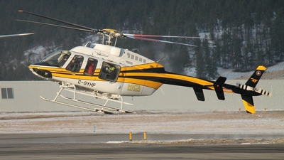 A picture of CGYHF - Bell 212 - [30741] - © Mike Klaybourne