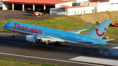 G-OOBG - Boeing 757-236 - Thomson Airways