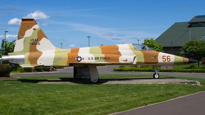 74-1556 - Northrop F-5E Tiger II - United States - US Air Force (USAF)