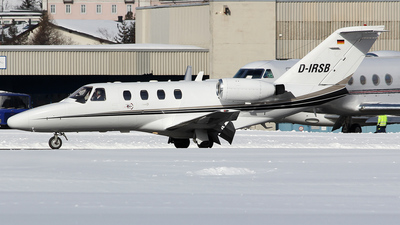 D-IRSB - Cessna 525 CitationJet 1 - Windrose Air