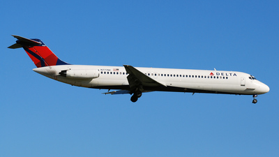 N777NC - McDonnell Douglas DC-9-51 - Delta Air Lines