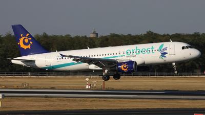 EC-LAQ - Airbus A320-214 - Orbest Orizonia Airlines
