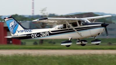 A picture of OKJWR - Cessna 172N Skyhawk - [17273829] - © Jan Beran