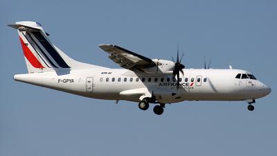 F-GPYA - ATR 42-500 - Air France (Airlinair)