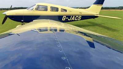 G-JACS - Piper PA-28-181 Archer III - Private