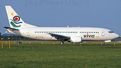 EC-FLG - Boeing 737-36E - Viva Air