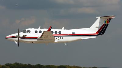 YR-CAA - Beechcraft B300 King Air 350 - Romania - Civil Aeronautical Authority