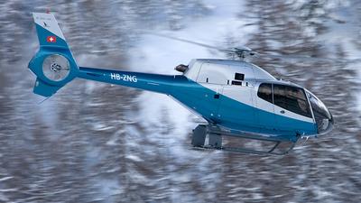 HB-ZNG - Eurocopter EC 120B Colibri - Air Grischa