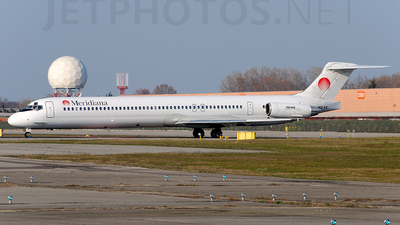 I-SMEB - McDonnell Douglas MD-82 - Meridiana fly