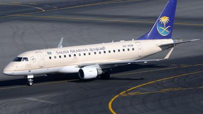 A picture of HZAEM - Embraer E170LR - [17000155] - © PAUL LINK