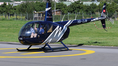 A picture of HBZJW - Robinson R44 Raven II - [12255] - © PAUL LINK
