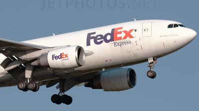N402FE - Airbus A310-203(F) - FedEx