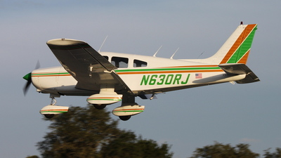 A picture of N630RJ - Piper PA28161 - [287916503] - © Kevin Porter