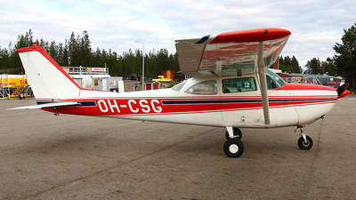 OH-CSG - Reims-Cessna F172F Skyhawk - Private