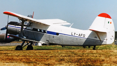 LY-AFO - Antonov An-2 - Private