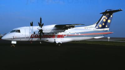 D-COSA - Dornier Do-328-110 - Cosmos Air