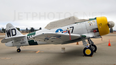 N1038A - North American SNJ-5 Texan - Private
