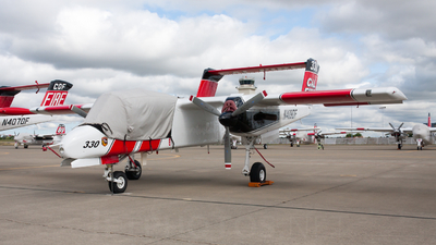N409DF - North American OV-10A Bronco - United States - California Department of Forestry