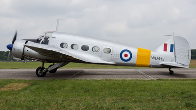 A picture of GVROE - Avro 652A Anson T21 -  - © Paulo Antunes