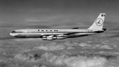 YR-ABA - Boeing 707-3K1C - Tarom - Romanian Air Transport
