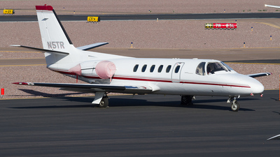 N5TR - Cessna 551 Citation II(SP) - Private